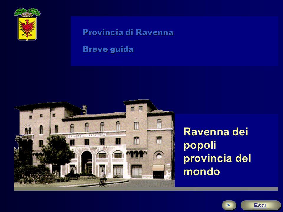 Provincia di Ravenna Breve guida