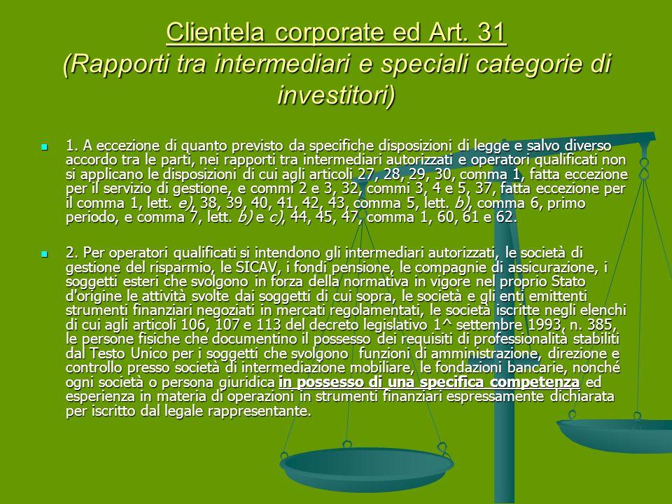Clientela corporate ed Art