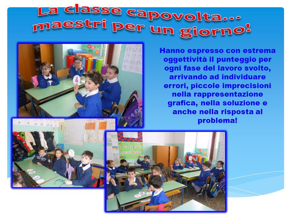 La classe capovolta… maestri per un giorno!