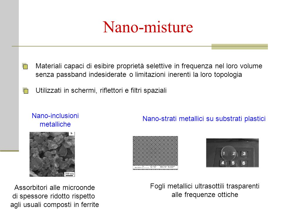 Nano-misture