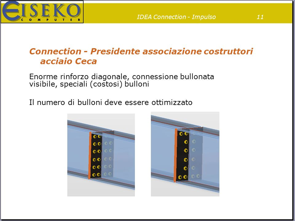 Progettato con IDEA Connection