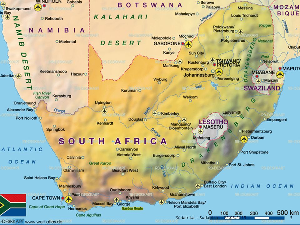 Südafrika - Sudafrica 22.05.2015
