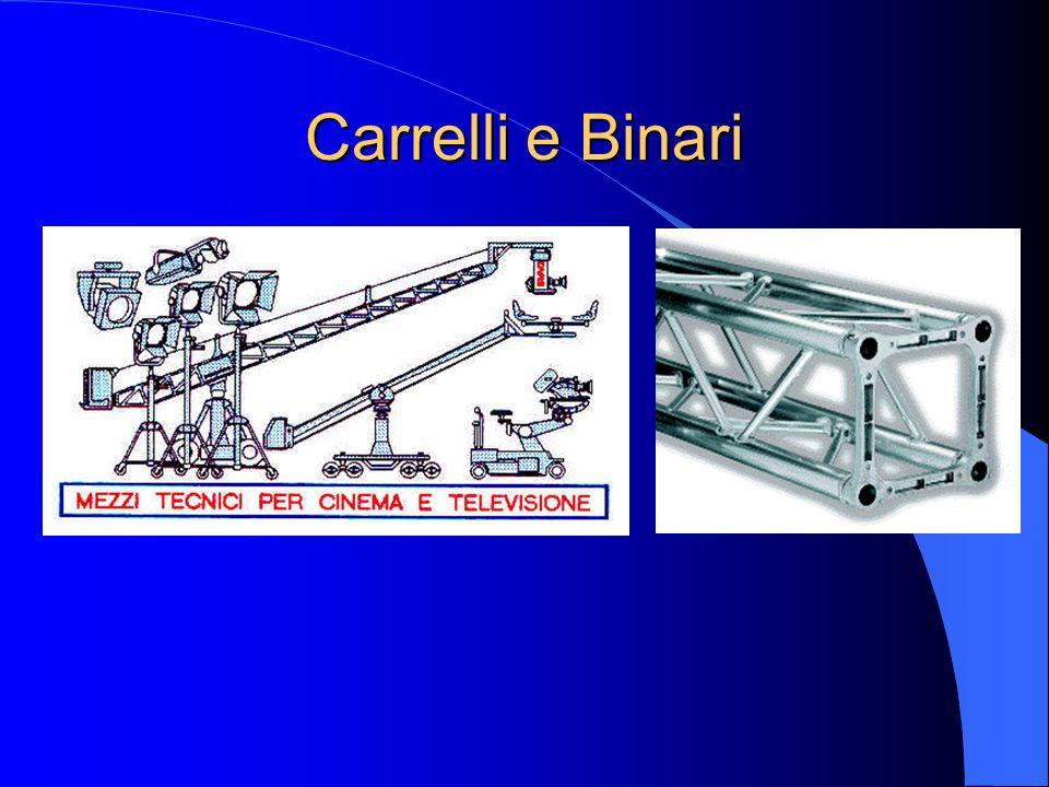 Carrelli e Binari
