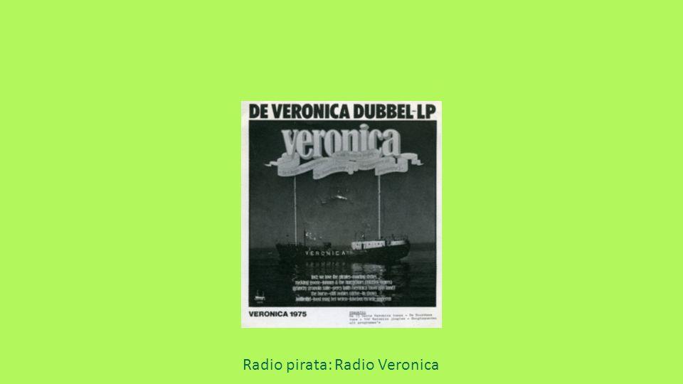 Radio pirata: Radio Veronica