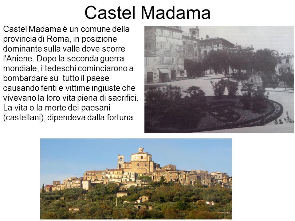 Castel Madama