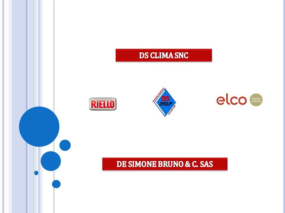 DS CLIMA SNC DE SIMONE BRUNO & C. SAS