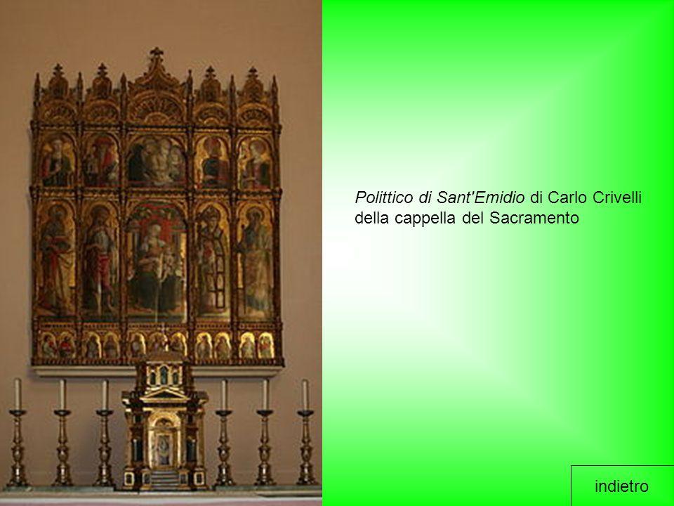 Polittico di Sant Emidio di Carlo Crivelli