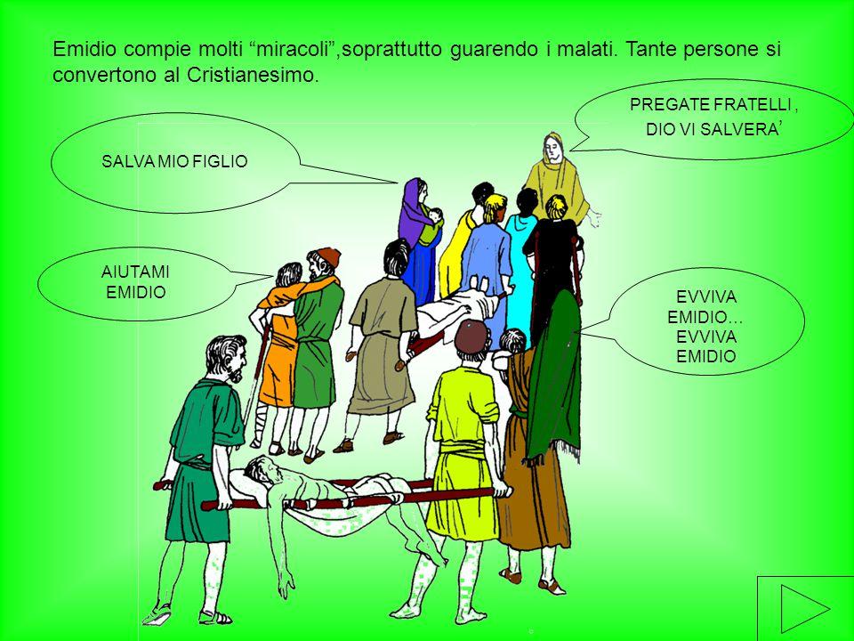 PREGATE FRATELLI , DIO VI SALVERA'