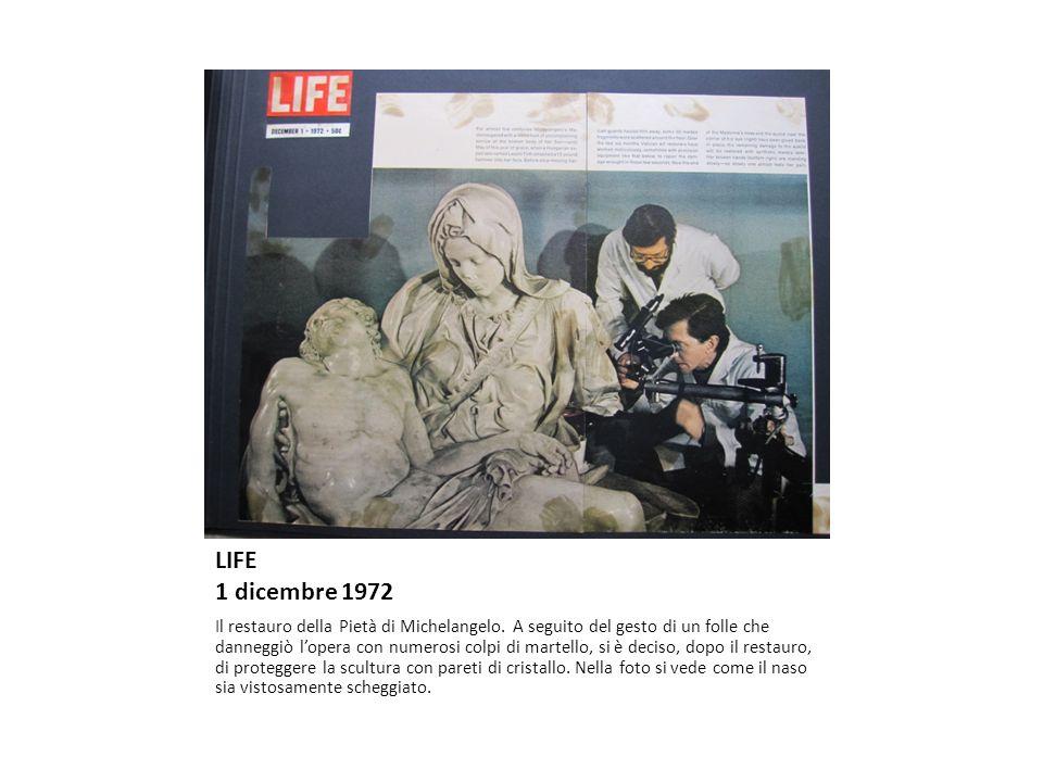 LIFE 1 dicembre 1972