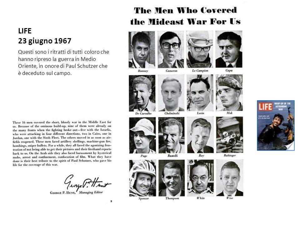 LIFE 23 giugno 1967