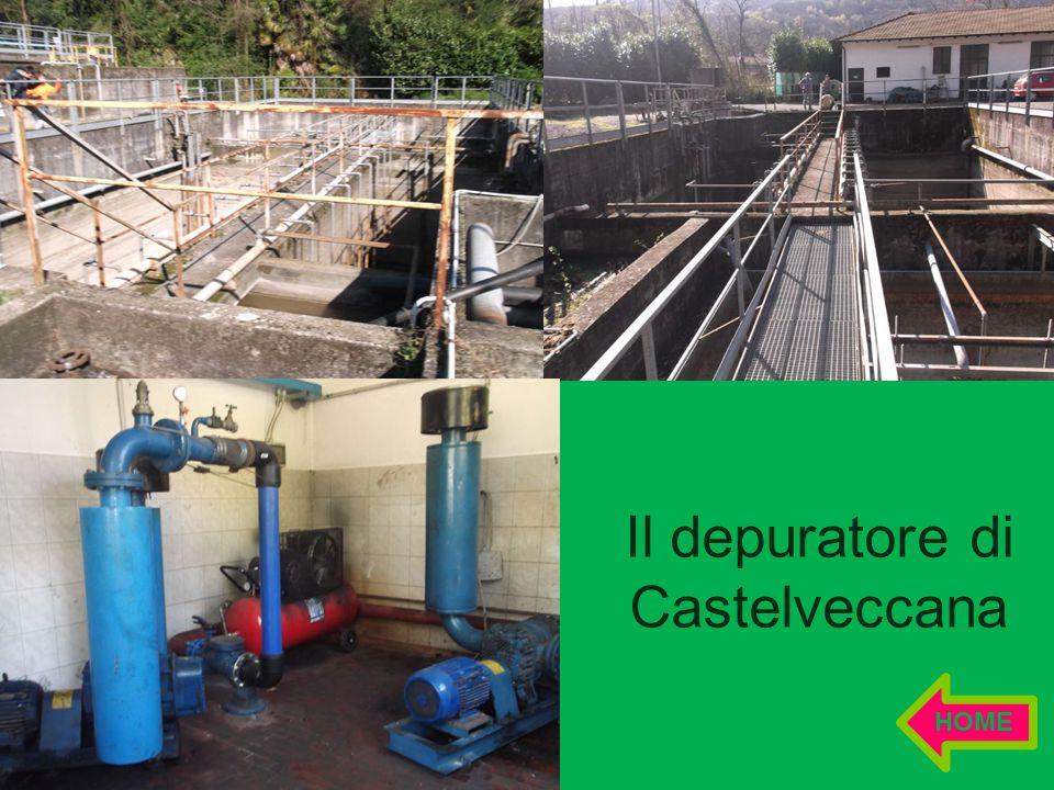Il depuratore di Castelveccana