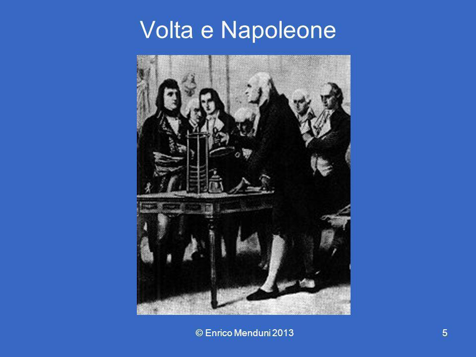 Volta e Napoleone © Enrico Menduni 2013