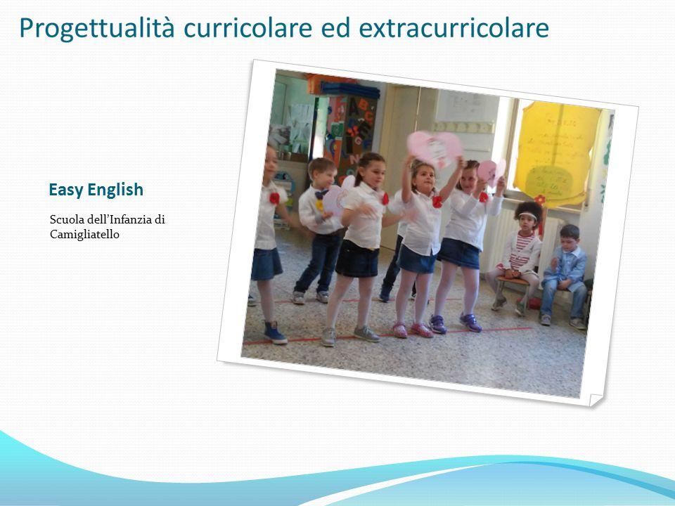 Easy English Scuola dell'Infanzia di Camigliatello