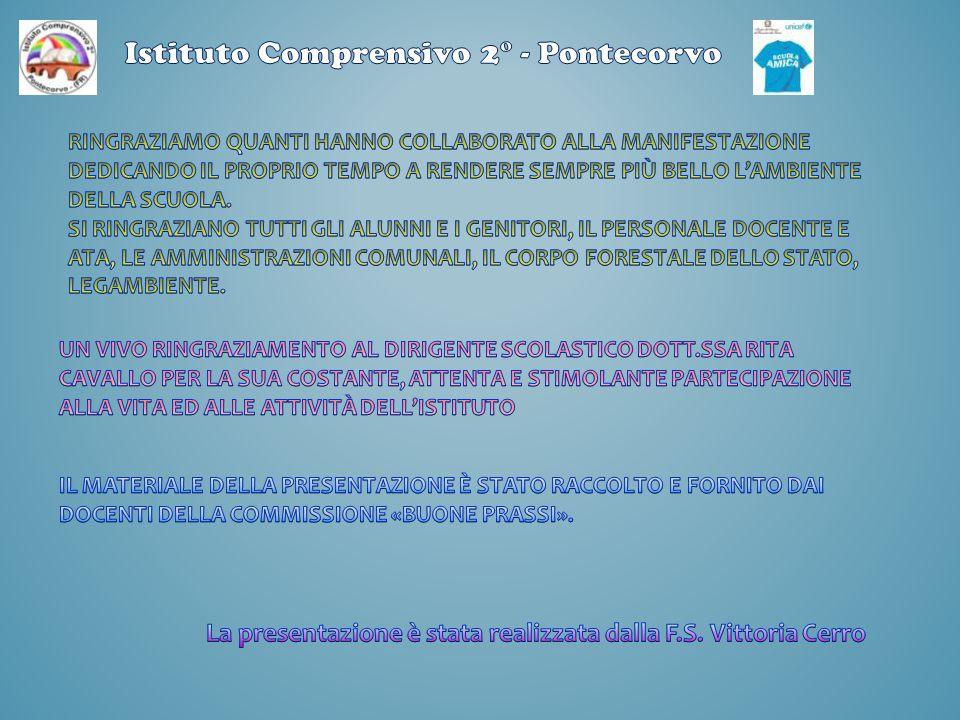 Istituto Comprensivo 2° - Pontecorvo