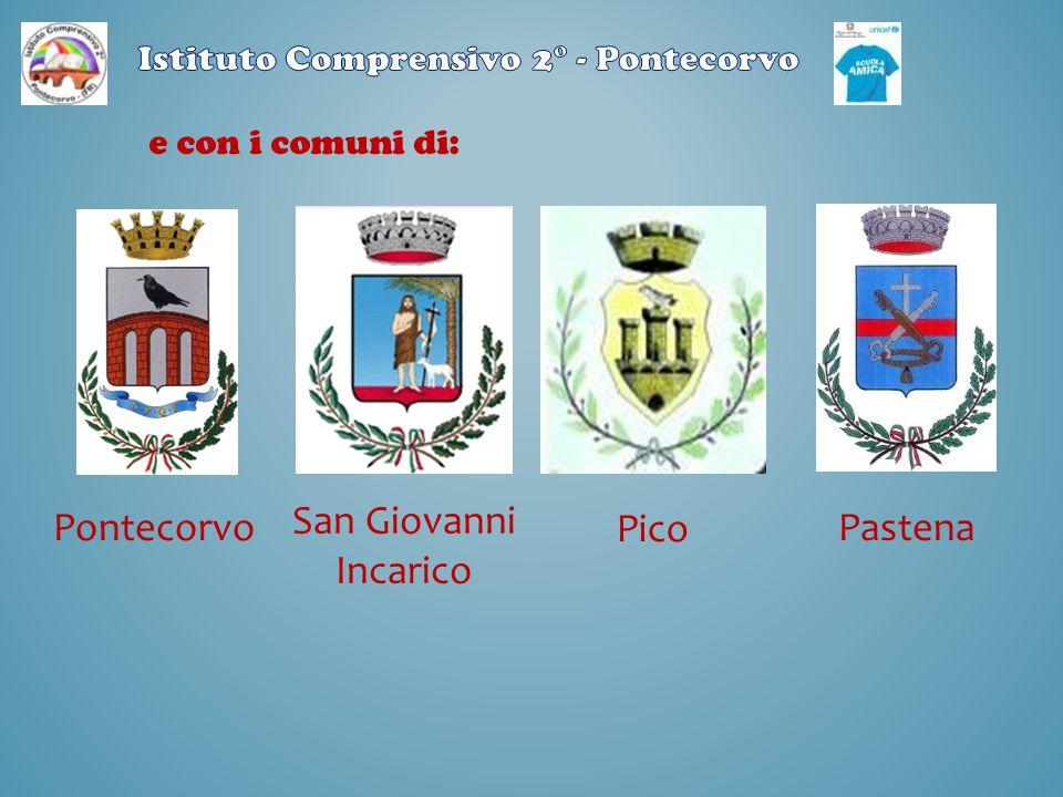 San Giovanni Incarico Pontecorvo Pico Pastena