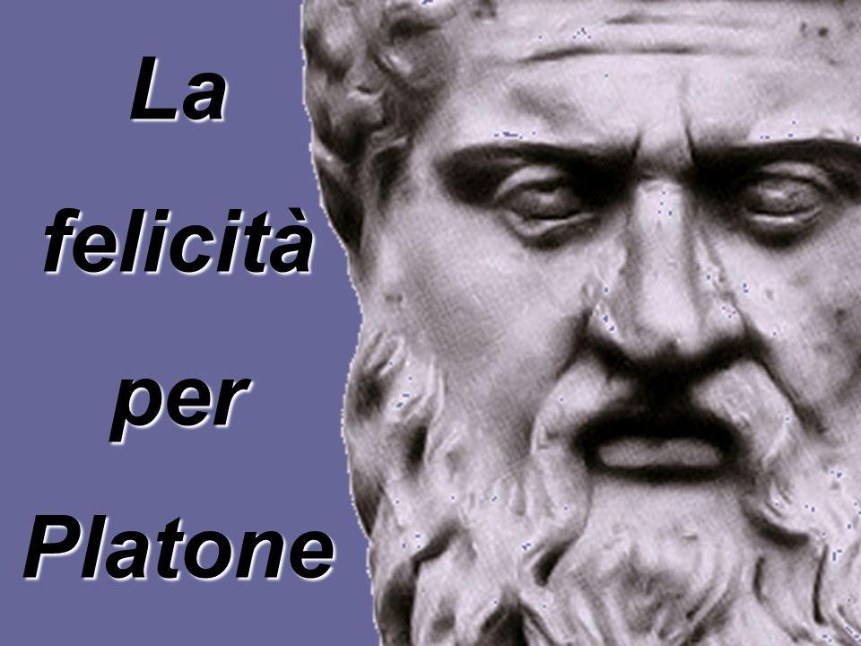 La felicità per Platone