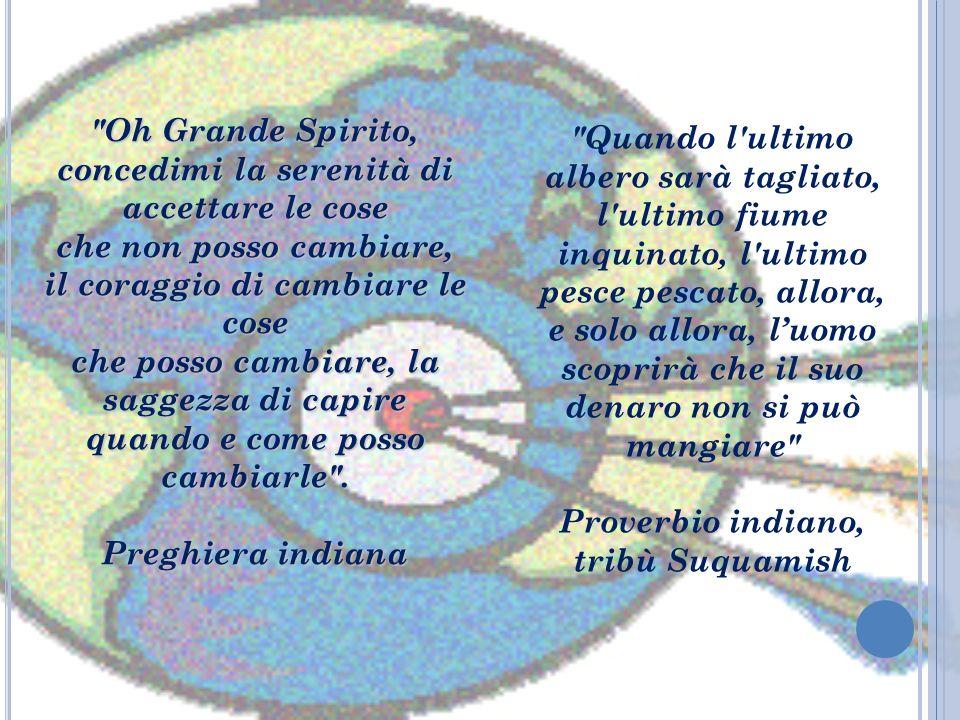 Proverbio indiano, tribù Suquamish