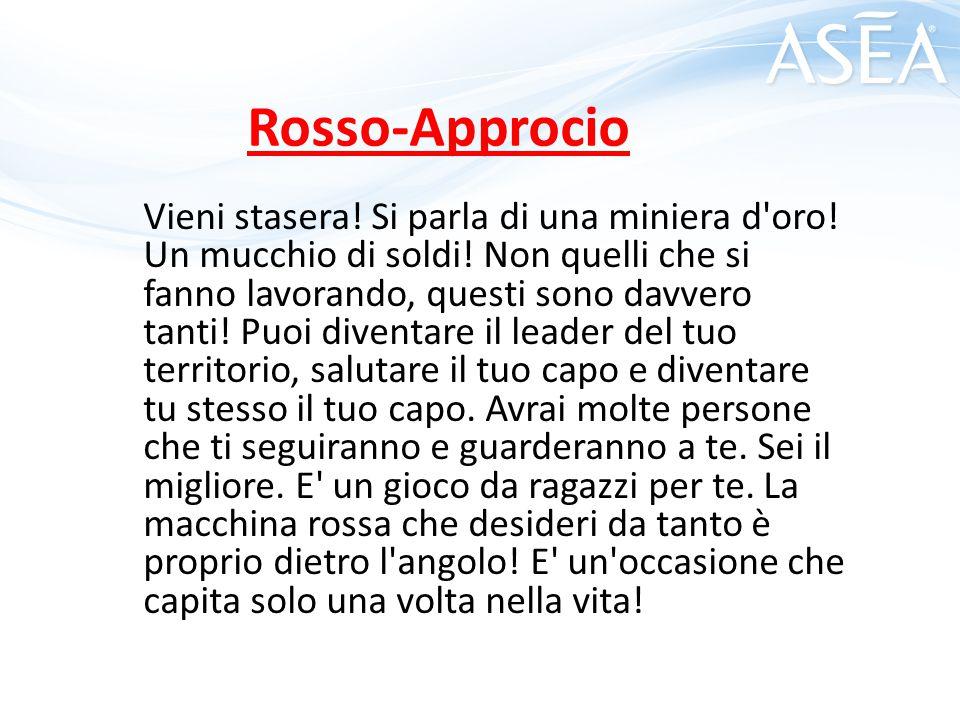 Rosso-Approcio