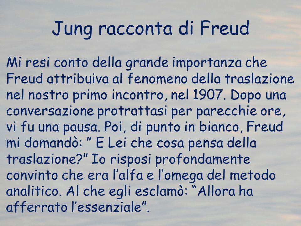 Jung racconta di Freud