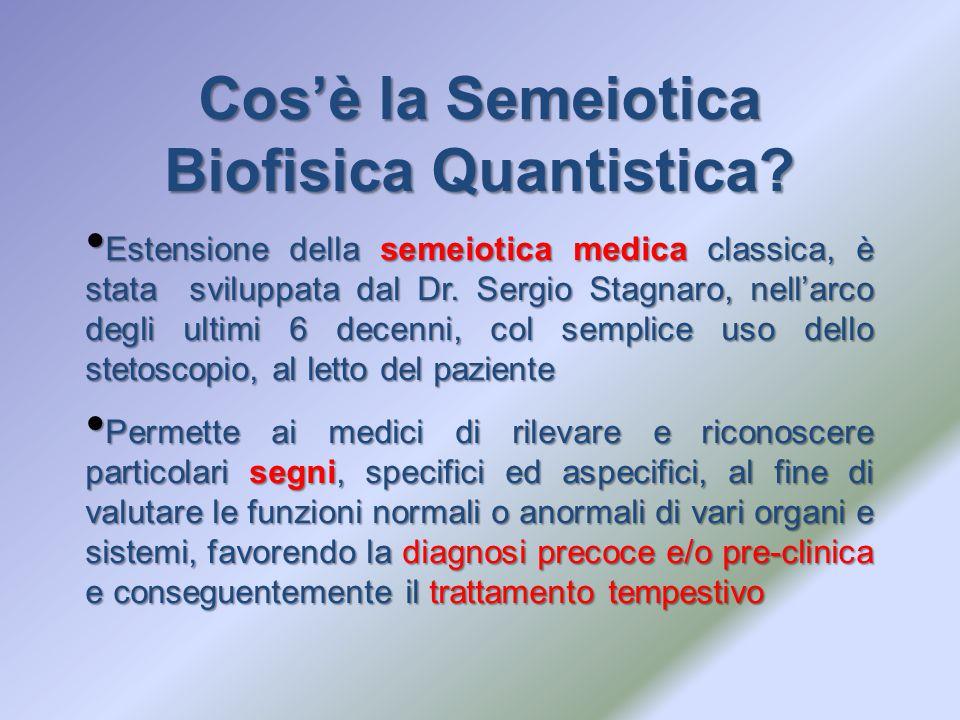 Cos'è la Semeiotica Biofisica Quantistica
