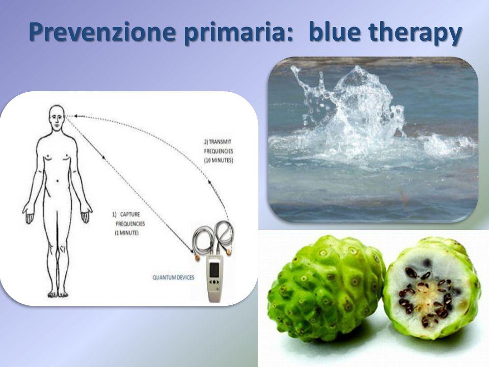 Prevenzione primaria: blue therapy