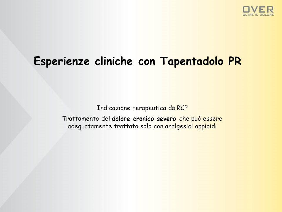 Indicazione terapeutica da RCP