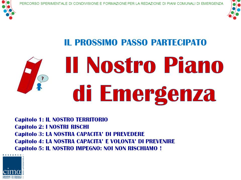 Partecipazione pubblica nella formazione dei Piani di Gestione