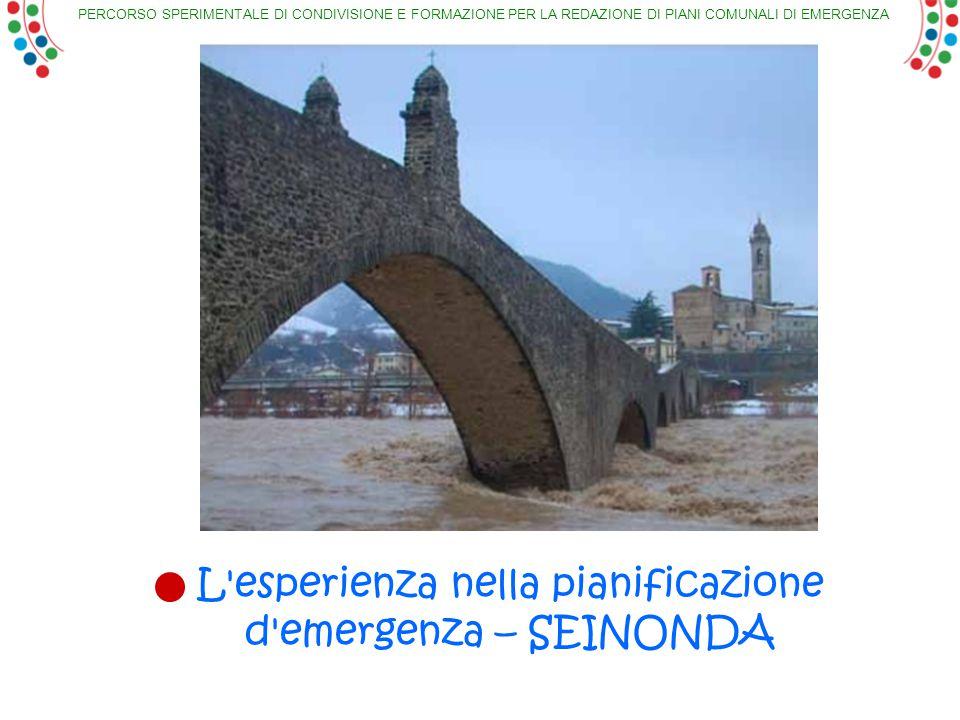 • Mettere a disposizione di Enti e cittadini le mappe della pericolosità e del rischio di alluvioni