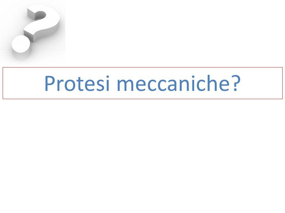 Protesi meccaniche