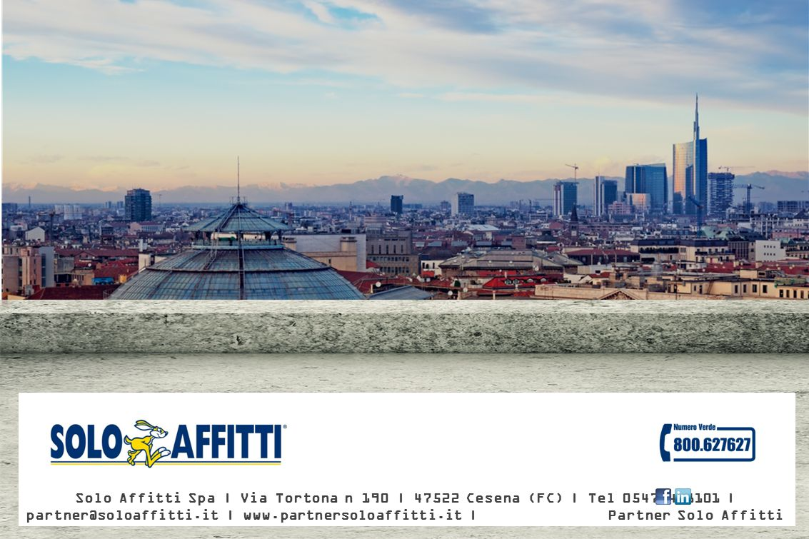 Solo Affitti Spa | Via Tortona n 190 | 47522 Cesena (FC) | Tel 0547