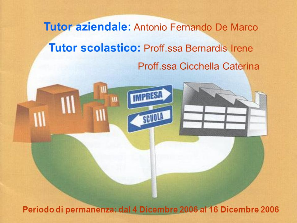 Periodo di permanenza: dal 4 Dicembre 2006 al 16 Dicembre 2006