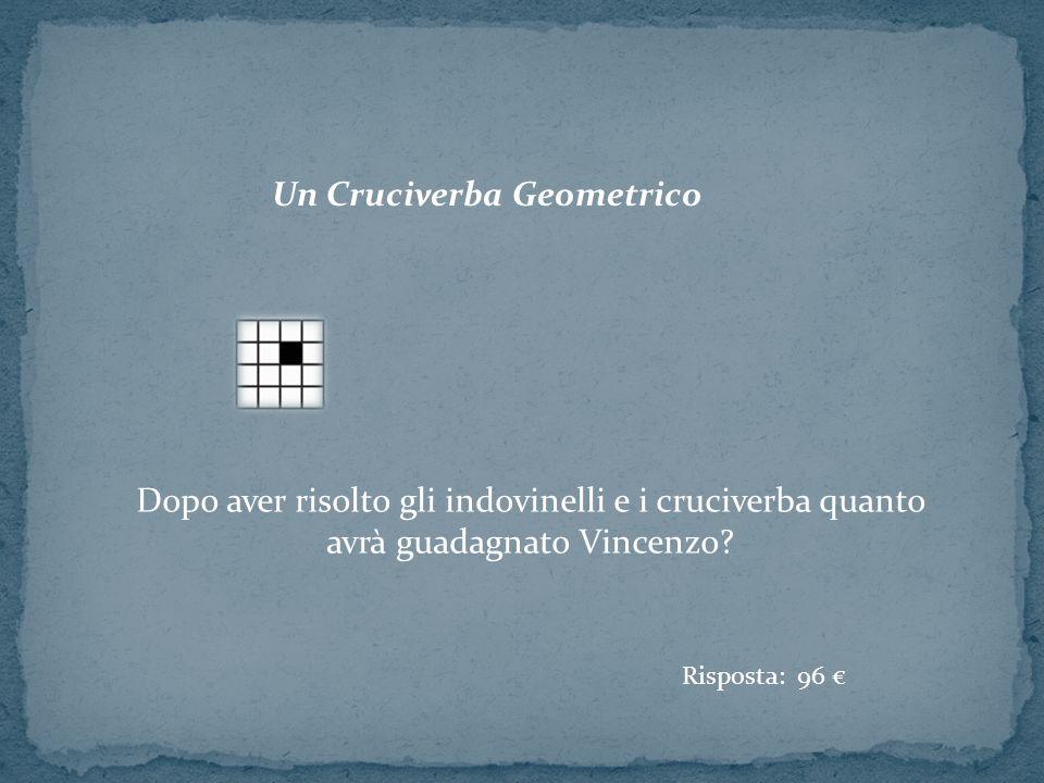 Un Cruciverba Geometrico