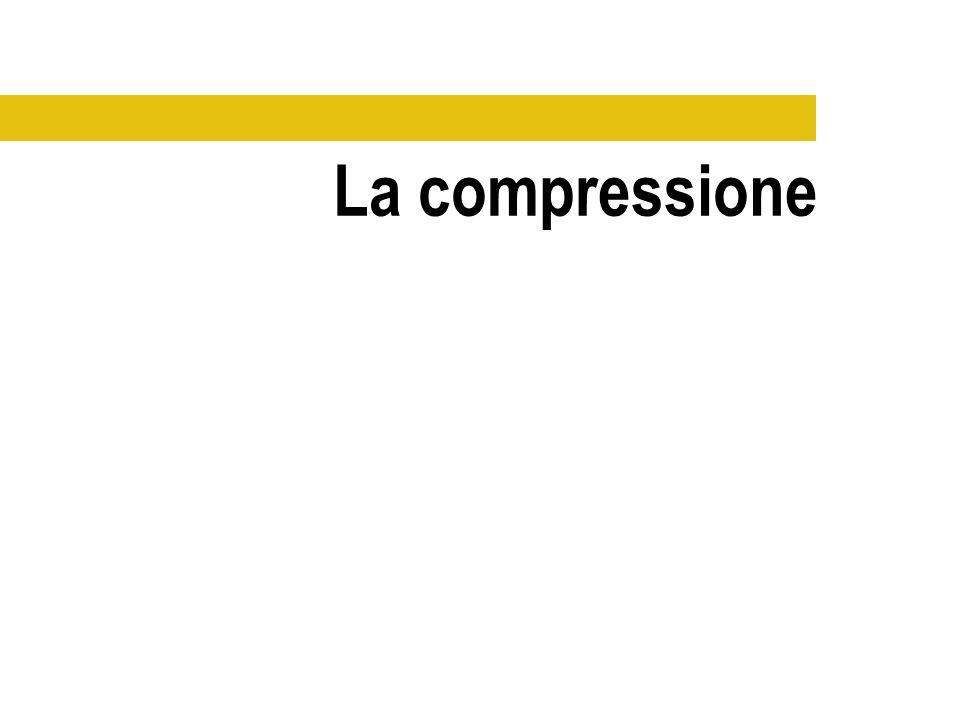 La compressione