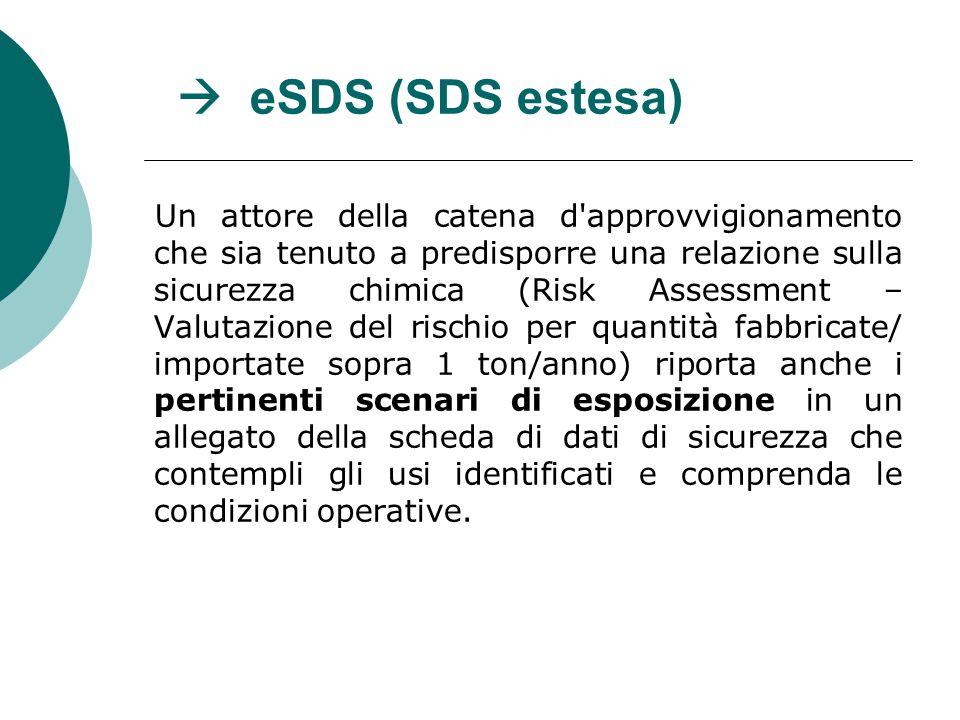  eSDS (SDS estesa)