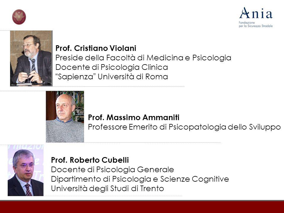 Prof. Cristiano Violani