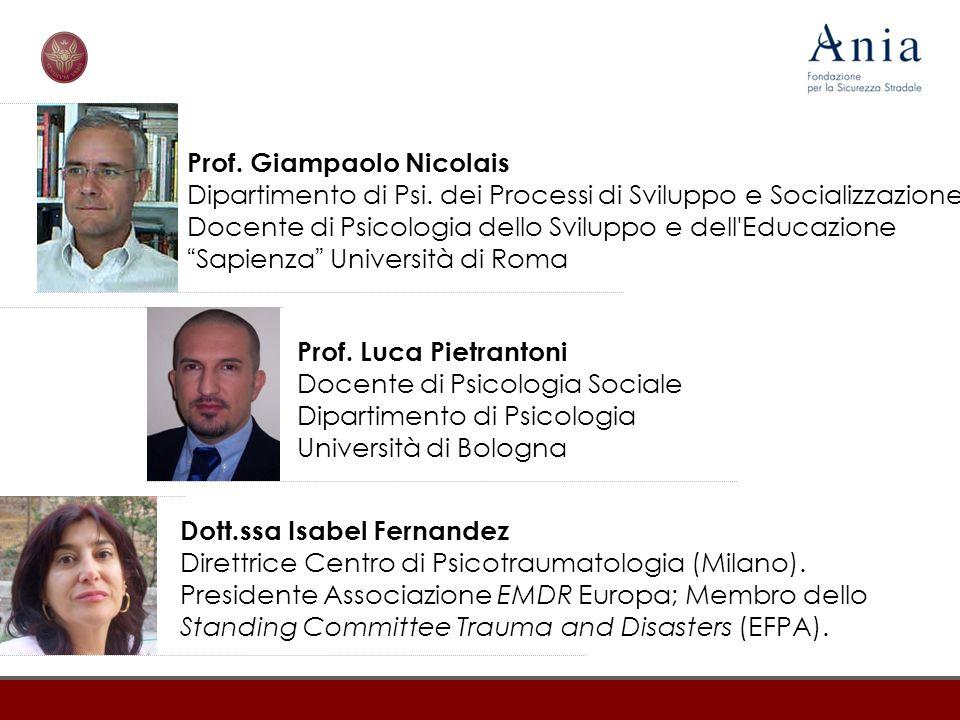 Prof. Giampaolo Nicolais