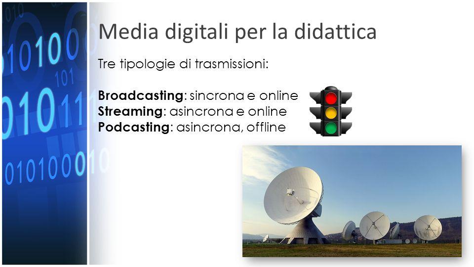 Media digitali per la didattica
