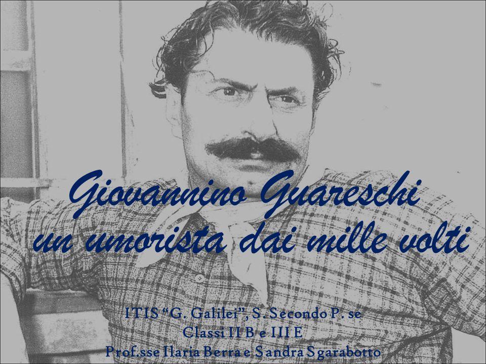 Giovannino Guareschi un umorista dai mille volti