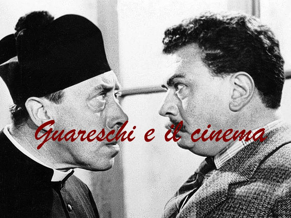 Guareschi e il cinema
