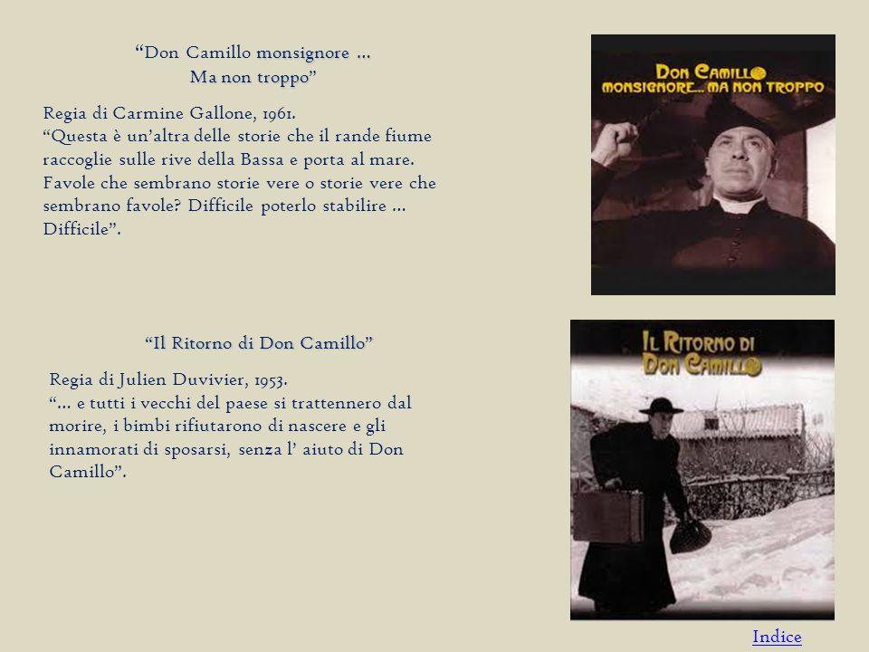Don Camillo monsignore … Ma non troppo