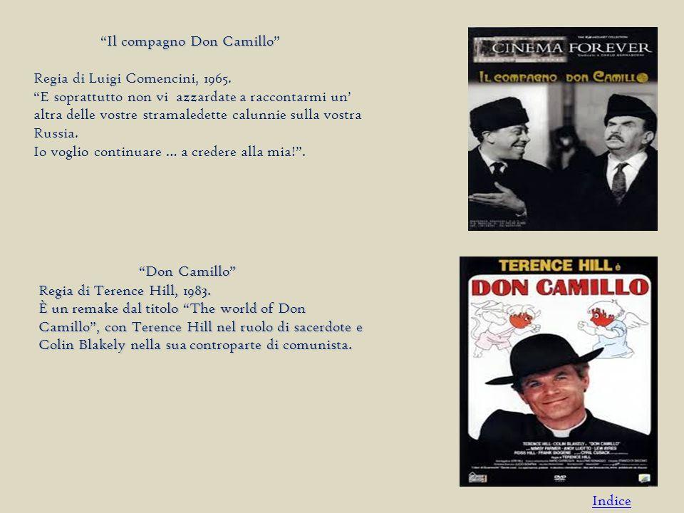 Il compagno Don Camillo Regia di Luigi Comencini, 1965