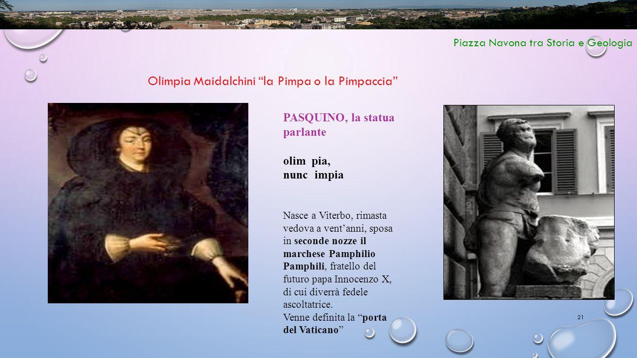 Olimpia Maidalchini la Pimpa o la Pimpaccia