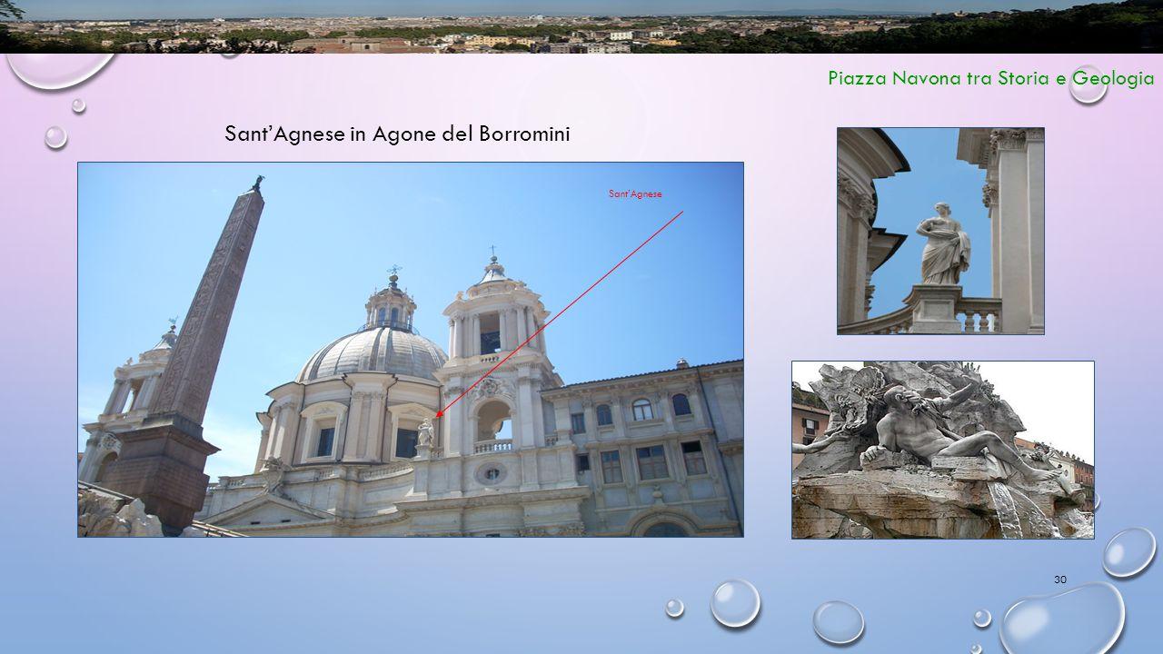 Sant'Agnese in Agone del Borromini