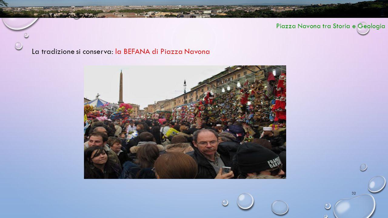 La tradizione si conserva: la BEFANA di Piazza Navona