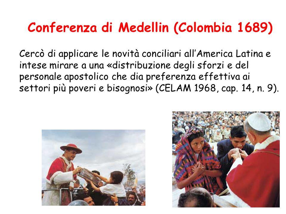 Conferenza di Medellin (Colombia 1689)