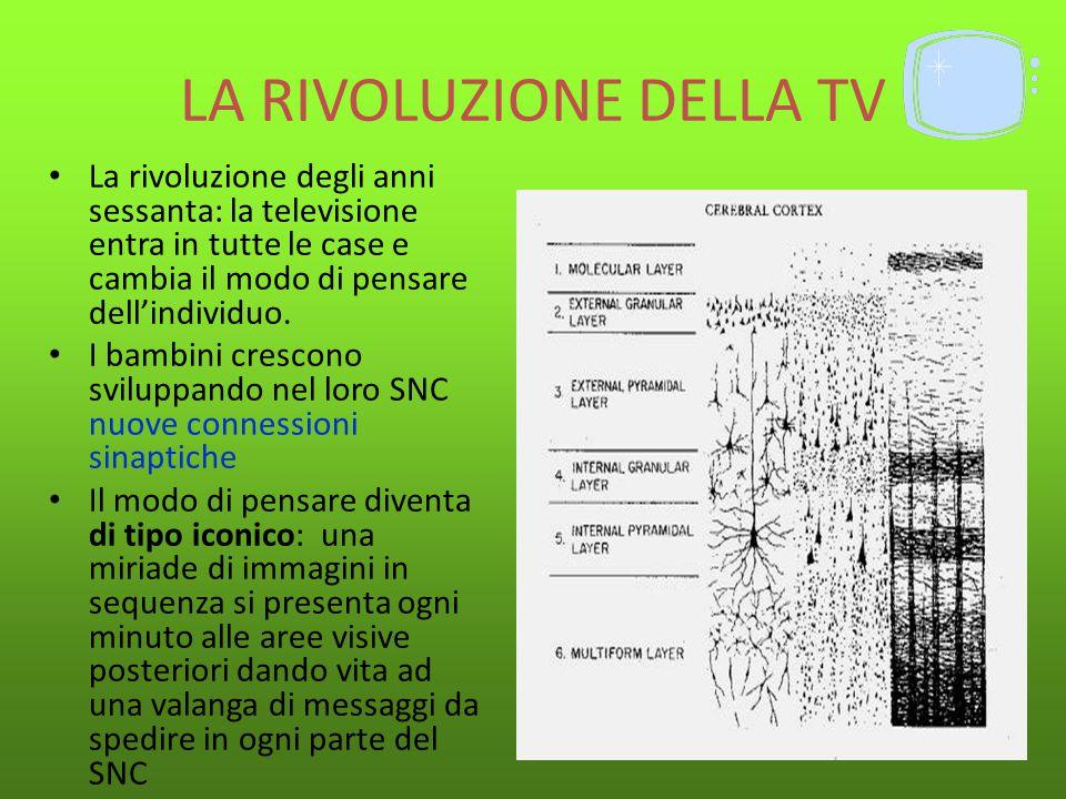 LA RIVOLUZIONE DELLA TV