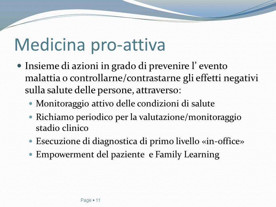 Medicina pro-attiva