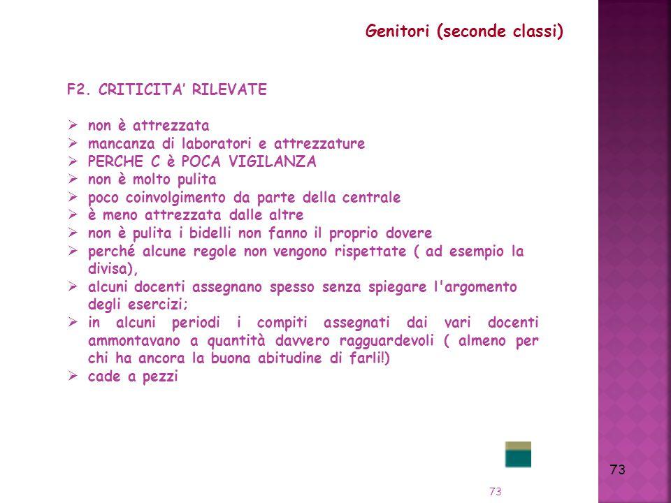 Genitori (seconde classi)