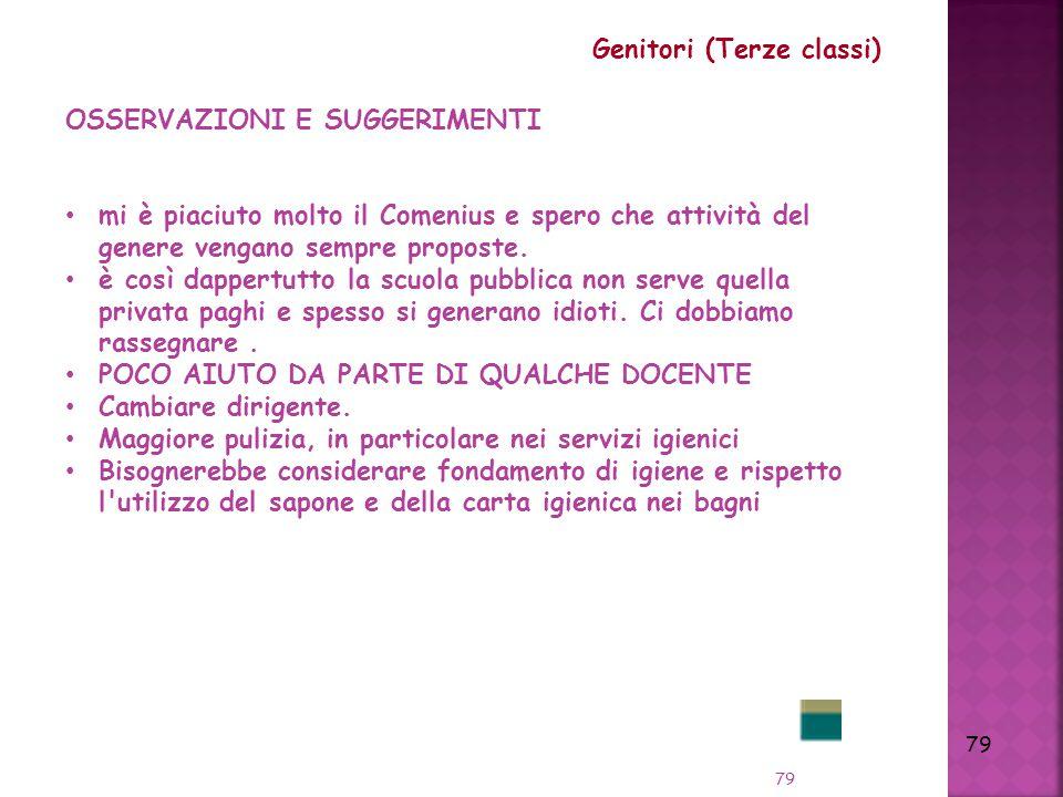 Genitori (Terze classi)
