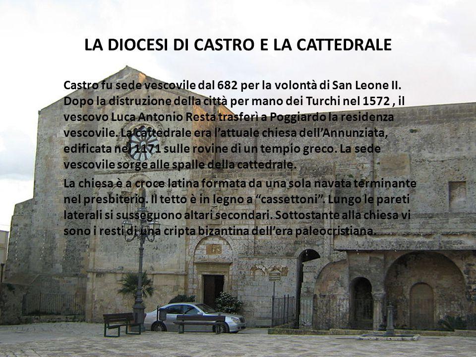 LA DIOCESI DI CASTRO E LA CATTEDRALE